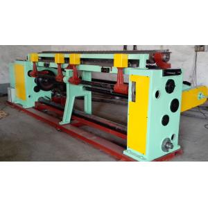 China Automatic Reverse Twist Hexagonal Wire Netting Machine With Max Mesh 3300mm on sale