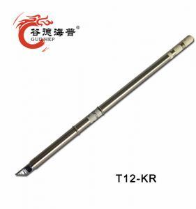 China Tip Solder T12-KR soldering Bit for Hakko FX951 Soldering Rework Station on sale