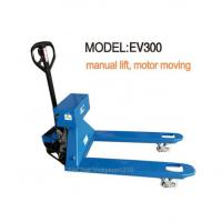 New design cheap price battery operated electric pallet truck 2 Ton capacity battery forklift