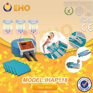 China IHAP118 lymph drainage pressotherapy foot massage machine on sale