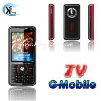 supply Quad band dual sim tv mobile phone m6