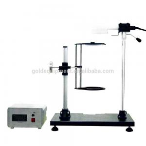 China Thermal Radiation Melt Drop Tester NF P92  flam performance tester on sale