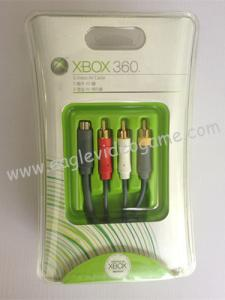 China Original  AV Cable for XBOX 360 on sale