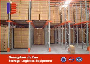 China polyester storage rack powder coating/pallet racking for warehouse/drive in racking/storage rack on sale