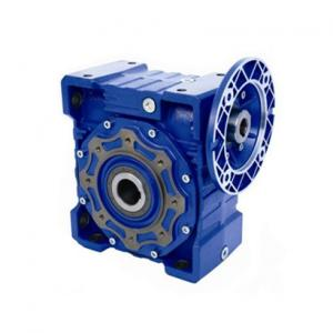 China High Torque Miniature Motovario Gearbox NMRV050 Worm Geared Motors on sale