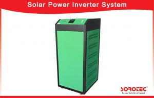 China 230V 3KVA / 2400W Pure Sine Wave Power Inverter with MPPT Solar Charge Controller on sale