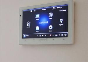 China Wall Mount Tablets with NFC, POE, Inwall Flush Mount on sale