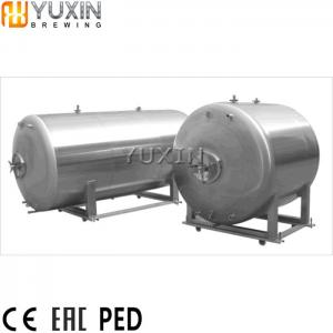 China 10HL 30HL 50HL Industrial Stainless Steel Horizontal Bright Tank on sale