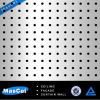Aluminum Ceiling Tiles and Aluminium Ceiling for Fabric Acoustic Wall Panel