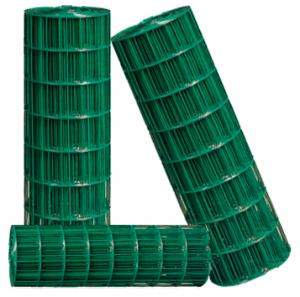 China PVC-coated Welded Wire Mesh Wire Supplier Used In Industry And Agriculture supplier