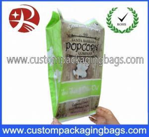 China Eco - los bolsos plásticos del acondicionamiento de los alimentos de las palomitas plásticas amistosas, reciclan bolsos de empaquetado on sale