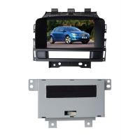 7 Inch Double Din In Dash Car DVD Player GPS Navigation System For Opel Astra 2010