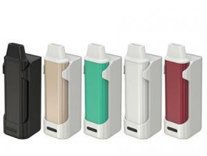 China Eleaf iCare Mini PCC Kit with 2300mAh Portable Charging Case & 320mAh Battery Mod & 1.3ml vaporizer New IC 1.1ohm on sale