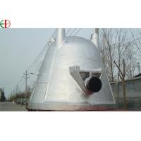 China ASTM A27 65-35 Cast Iron Steel Sand Casting Slag Pot For Drilling & Tapping EB4036 on sale