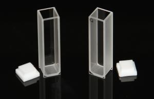 China Metallurgy 2mm UV Quartz Cuvette Economical High Purity Low Thermal Expansion on sale