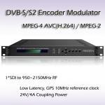 РЭМ7001 СДИ К ДВБ-С/С2 процессору РФ кодировщика ХД-СДИ модулятора/демодулятор МПЭГ-2/Х.264 ХД видео- вывело наружу с 24В