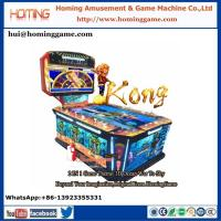 3D KONG Fishing Arcade Table Game Machine Up Casino Video Fish Game Table Gambling Slot Games Machine For Sale