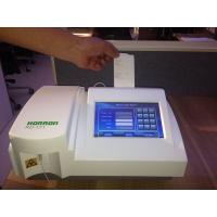 Multi - Language Semi Auto Biochemistry Analyzer With Multi Color Touch Screen