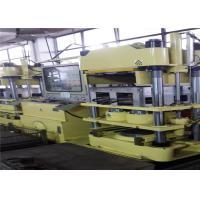 4 Hydraulic Cylinder Isobaric Brake Pads Production Line / Brake Shoe Making Machine