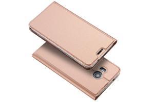 China Shockproof HTC U11 Flip Case , Card Holder PU Leather Wallet Book Case on sale