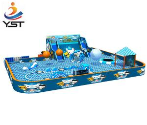 China 2018 China Amusement Park Suppliers Child Trampoline Park Playground Indoor Trampoline Park Equipment on sale