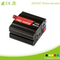 China 1pcs 12V for DC to AC 220V Adapter Car Auto Power Inverter Converter Adaptor 150W USB Big on sale