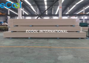 China Top Class Polyurethane Insulation Board for Cold Storage/ Clean Room/ Warehouse Insulation on sale