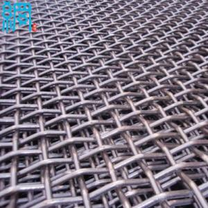 China Aluminum/Stainless Steel Crimped Square Wire Mesh 4X4 (ISO9001 Factory) on sale