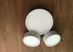 China Ip20 12 Watt Led Panel 145mm , Quick Start Ultra Thin Led Ceiling Light  on sale