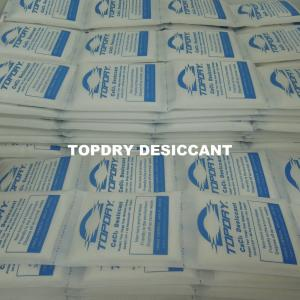 China Factory Outlet Absorb Humidity Container Desiccant Bag For Sea Shipping Anti Condensation on sale