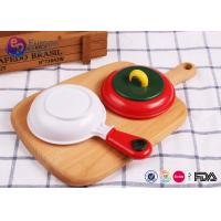 Food Grade Plastic Toy Pots And Pans For Children Environmentally Friendly