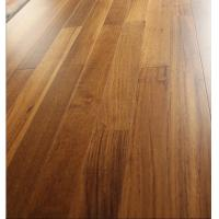 finger Jointed myanmar Teak Engineered parquets with single plank, UV lacquer