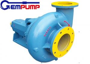 China 8×6×14 Chemical Centrifugal Pump for mineral oil base drilling muds on sale