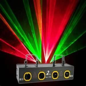 China Colorful cartoon / graphic 500mw laser beam brightness lighting for Disco, clubs on sale