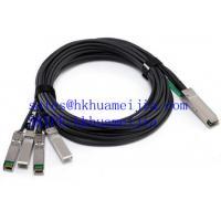 QSFP-4SFP10G-CU3M  Compatible Cisco QSFP+/4SFP+ Copper Cable Breakout, 3M