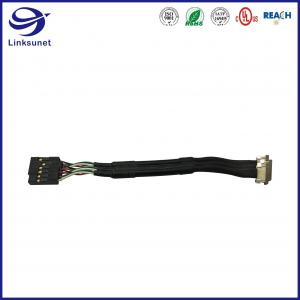 China ATM Machine Wire Harness with FPC1.0 50V add 43640 3.0mm Connectors on sale