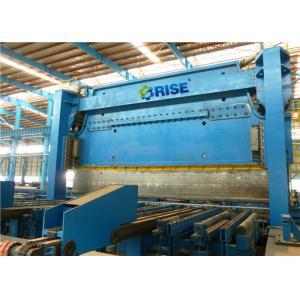 China LSAW Pipe CNC Press Brake Machine , 3500TON Longitudinal LSAW Plate Rolling Machine on sale