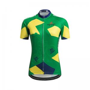 China Full Sublimation  Cutomized  Short Sleeve Cycling Jersey And Shorts Use Quick Dry Fabric Never Fade on sale