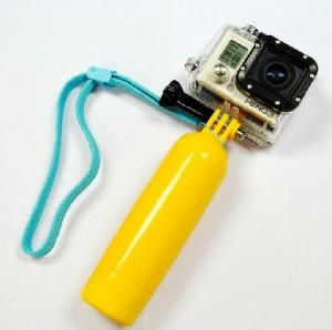 China Bobber Float Hand Grip Gopro Camera Accessories Floating Plastic on sale