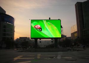 China Outdoor Waterproof LED Advertising Display P8 LED Screen WallLow Power Consumption on sale