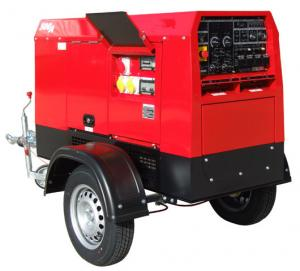 China Japan Kubota Diesel Generator 400 Amp with Fuel injection pump on sale