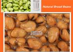 Salty Organic Canned Broad Beans 397g x 24 Canned Fava Beans Taste Delicious