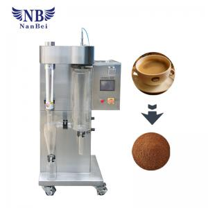 China SP-1500 Lab Spray Dryer ± 1 ºC Precision Of Temperature NANBEI Band on sale