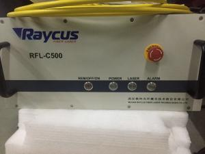China 500w Raycus Fiber Laser , Raycus Laser Source For Cutting / Welding on sale