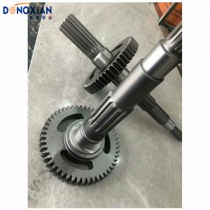 China Caterpillar SBS120 SBS140 Excavator Swing Motor Shaft For Hydraulic Drive Shaft on sale
