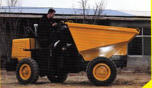 China Mini Dumper MMT250 ,wheel dumper truck on sale