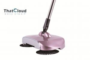 China Quiet Handheld Spin Brush Floor Sweeper High Efficient Customize Painting on sale