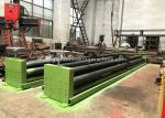 Galvanised Gabion Machine Steel Material Double Twist For 1.6 - 3.2mm Wire Diameter