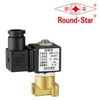 NC 1/8 Inch Miniature Solenoid Valve , 3MM Electric Solenoid Valve For Water