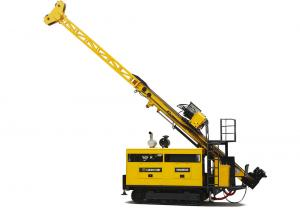 China Rotary Hydraulic Core Drilling Rig Machine With Cummins 179KW Engine 14500kg Operating Weight on sale